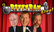 My Funny Movie-Going Friends & Their Rifftrax Live Obsession